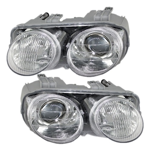 1998 1999 2000 2001 Acura Integra Headlights Pair Set 989 356 3515