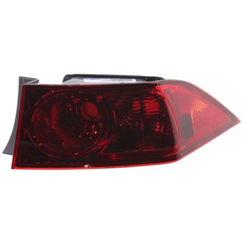 Acura TSX Tail Light Assembly At Monster Auto Parts