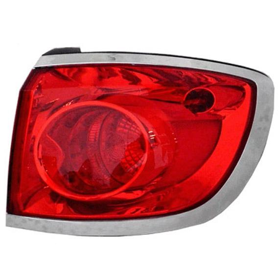 Buick Enclave Tail Light Assembly At Monster Auto Parts