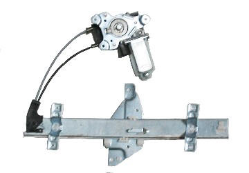 Oldsmobile intrigue window regulator motor assembly left rear for 1998 buick regal window motor