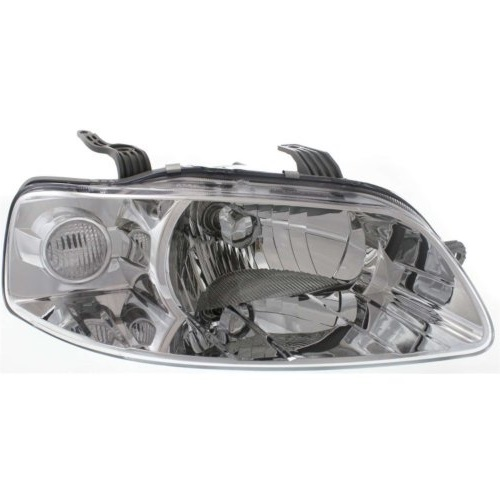 Chevrolet Aveo Headlight Emblies
