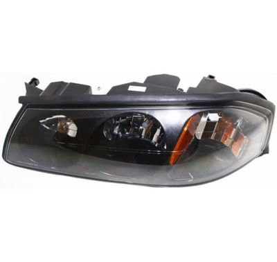 Chevrolet Impala Front Headlight Embly Complete Outer Lens Cover With Housing Ready To Bolt On