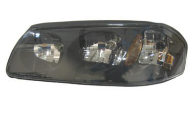 Chevy Impala Headlight Embly Lens Cover And Housing