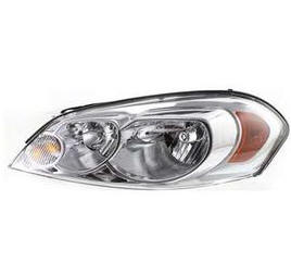 Chevrolet Impala Replacement Headlight Lens Cover Housing Complete Outer With Backside