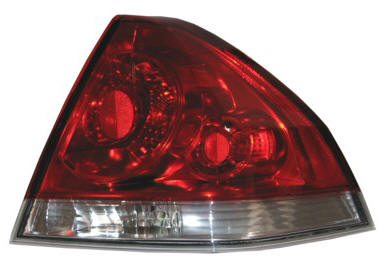 Chevy Impala Rear Taillight Embly Tail Light Lens Cover And Housing