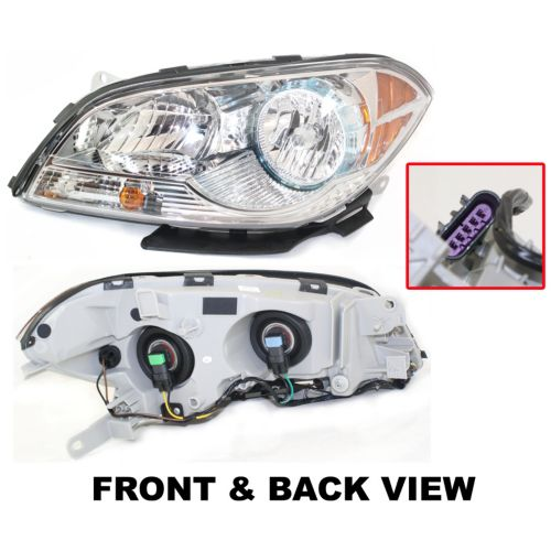 Chevrolet Malibu Headlight Assemblies At Monster Auto Parts