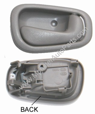 2002 Toyota Corolla Inside Door Handle At Monster Auto Parts