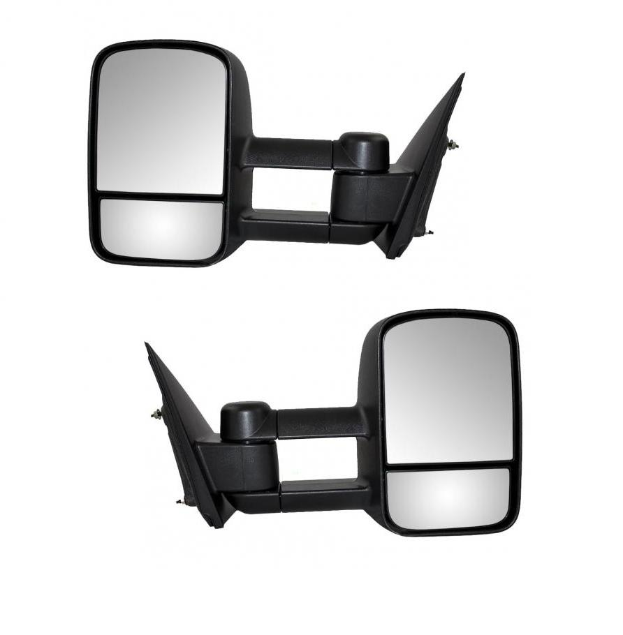 Gmc Sierra Extendable Tow Mirrors At Monster Auto Parts 2014 4 3 Towing Wire Harness