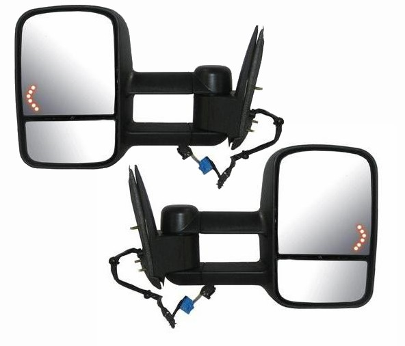 Gmc Yukon Towing Mirrors Extendable At Monster Auto Parts
