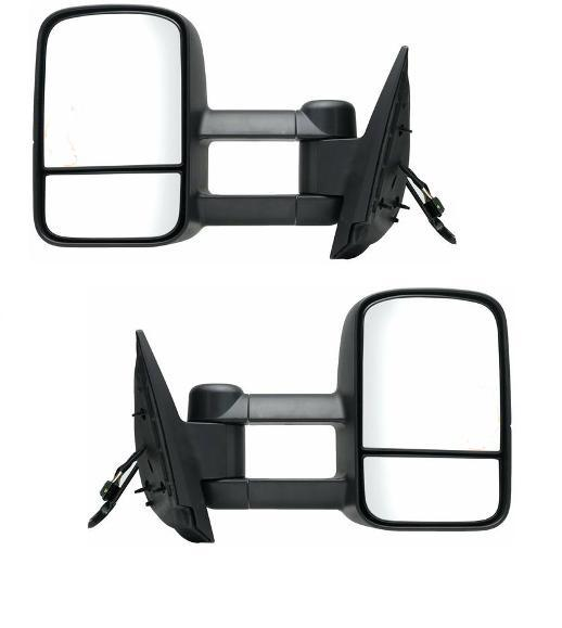 Aftermarket Tow Mirrors For Chevy Silverado