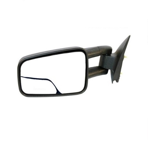 Tahoe Yukon Manual Telescopic Tow Camper 2-ARM Rear View Mirror Left Driver Side