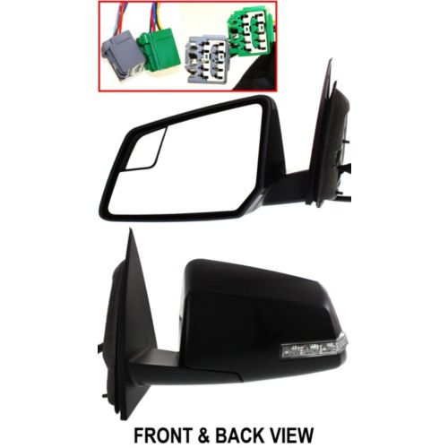 Chevy Traverse Side View Mirrors At Monster Auto Parts