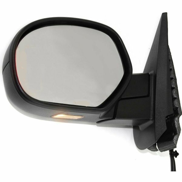 Driver Power Heated Automatic Folding Signal Side Mirror For Chevrolet 2007-2014