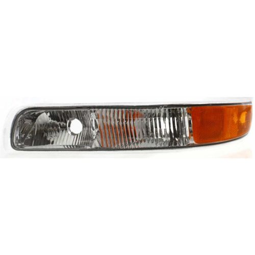 Chevrolet Tahoe Turn Signal Side Light At Monster Auto Parts