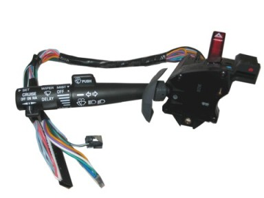 Gmc Suburban Multifunction Switch Lever 26100985