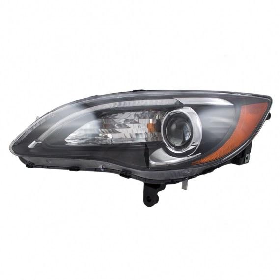 chrysler 200 headlight assemblies at monster auto parts. Black Bedroom Furniture Sets. Home Design Ideas