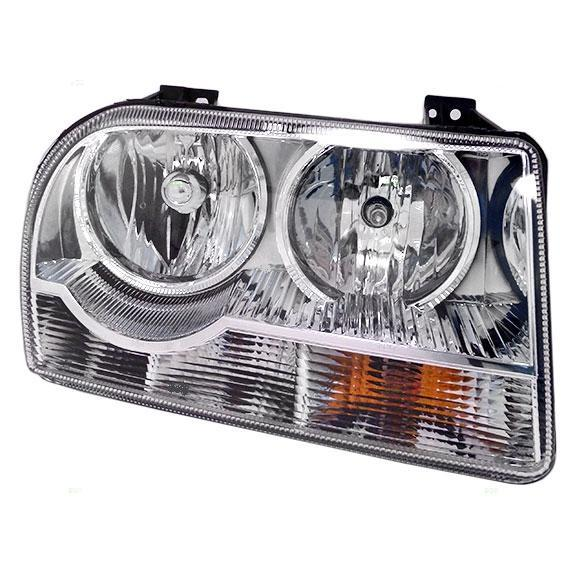2008 Maybach 62 Interior: [2008 Chrysler 300 Headlight Replace]