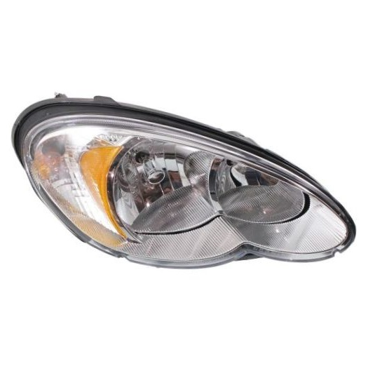 Pt Cruiser Replacement Headlight Embly