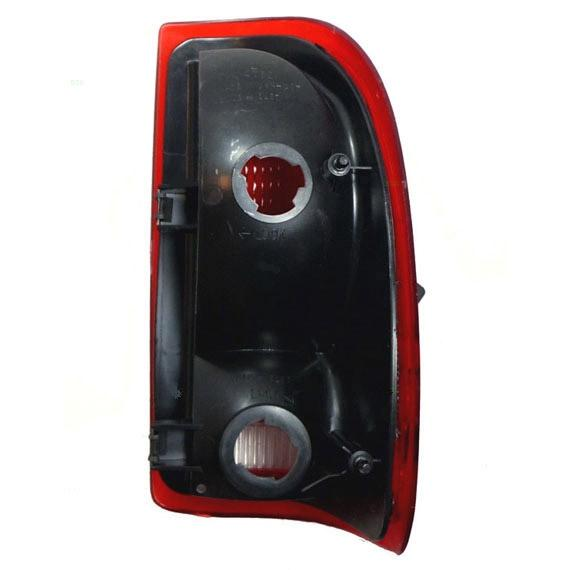 dodge dakota replacement tail light at monster auto parts. Black Bedroom Furniture Sets. Home Design Ideas