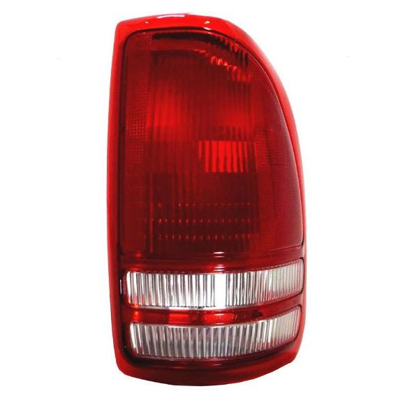 dodge dakota taillight lens cover at monster auto parts. Black Bedroom Furniture Sets. Home Design Ideas
