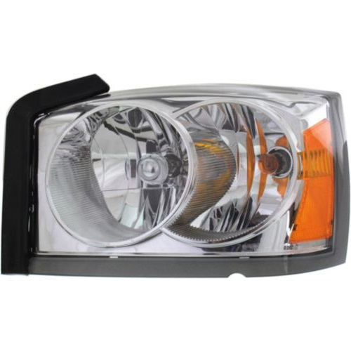 2007 Dakota Replacement Headlight