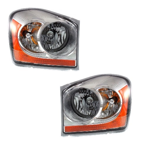 2004 2005 Durango Headlight Replacements