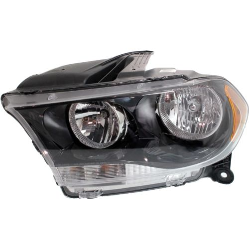 Headlamp With Black Background Ch2502229