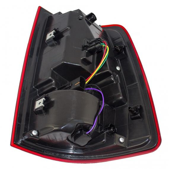 Dodge Pickup Tail Light Assemblies At Monster Auto Parts