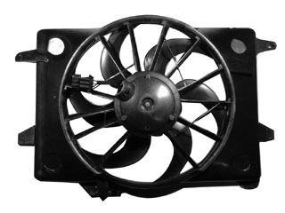 Lincoln Town Car Radiator Cooling Fan Motor At Monster
