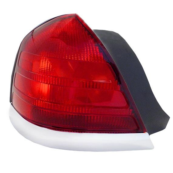 Crown Victoria Rear Tail Light Assembly