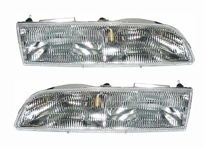 Replacement Ford Crown Victoria Headlamp