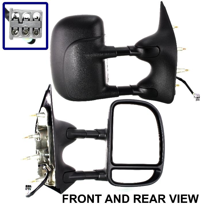 Ford Van Towing Mirrors