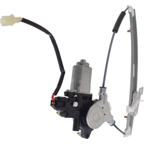 TYC Front Left Power Window Motor and Regulator Assembly for 1992-2002 Ford bg