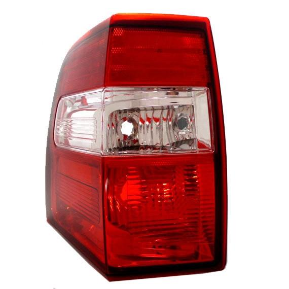 Tail Light Lens Assembly : Ford expedition tail light assembly at monster auto parts