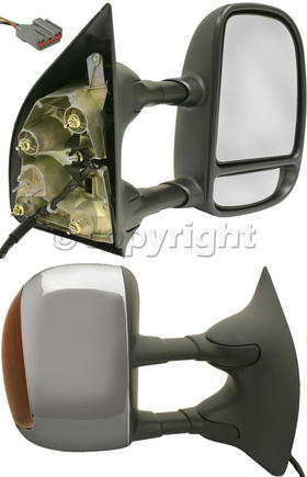 Ford Super Duty Towing Mirror F250 F350 At Monster Auto Parts