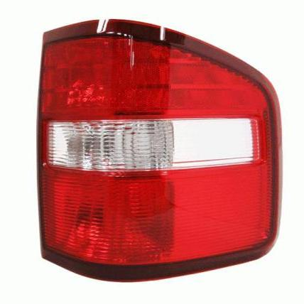 ford f150 f250 f350 tail light lens assembly at monster auto parts. Black Bedroom Furniture Sets. Home Design Ideas