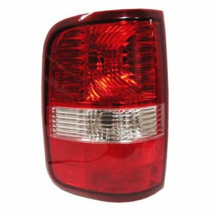 Ford F150 Tail Light Taillight Lens Cover Housing Embly