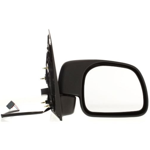 TUPARTS Side View Mirrors Left and Right Side Fit for 1980-1996 Ford F150 F250 F350 F450 Ranger Bronco Explorer Truck Pickup with Manual Folding Power Adjustment