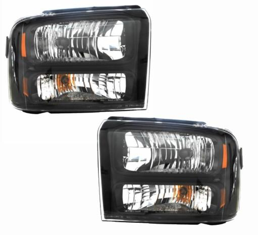 2005 Ford Super Duty Harley Davidson: Ford Truck Replacement Headlights At Monster Auto Parts