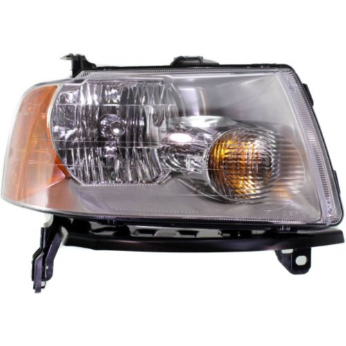 ford freestyle headlight assembly replacement