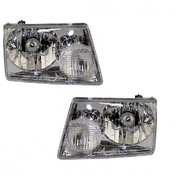Ford Ranger Headlight Replacements