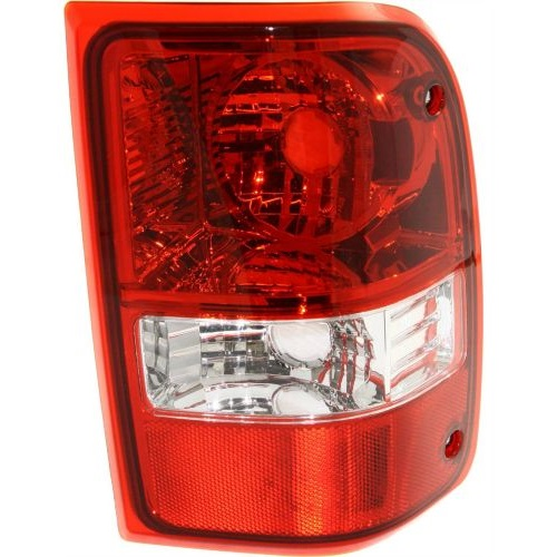 Side F1TZ 13404 C FO2801143 Replacement for 1991-1992 Ford Ranger Rear Tail Light Lamp Assembly // Lens // Cover Passenger Go-Parts Right