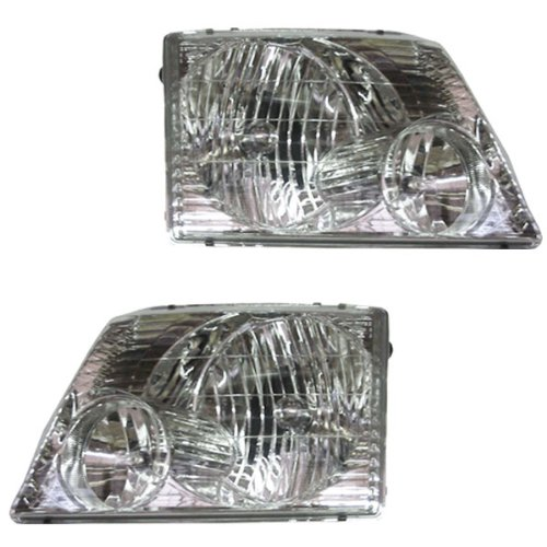 Ford Explorer Replacement Headlights At Monster Auto Parts