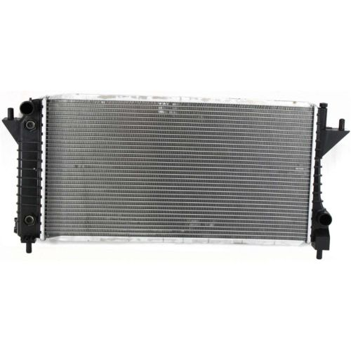 mercury sable radiator at monster auto parts. Black Bedroom Furniture Sets. Home Design Ideas