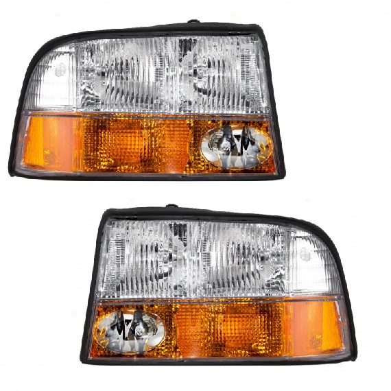 Gmc Jimmy Headlight Emblies