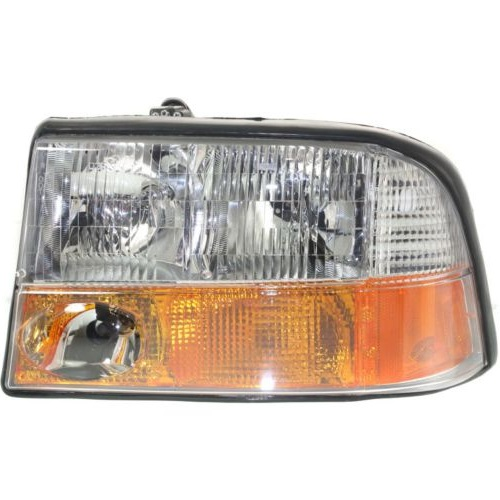 Gmc Sonoma Front Headlight Replacement