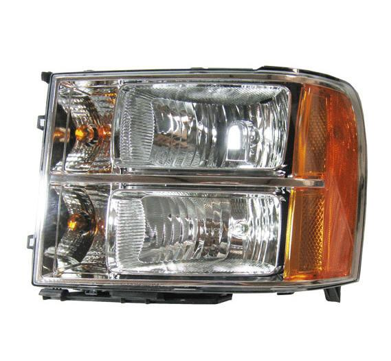 Halo Headlights Gmc Sierra Gmc Sierra Headlight Lens