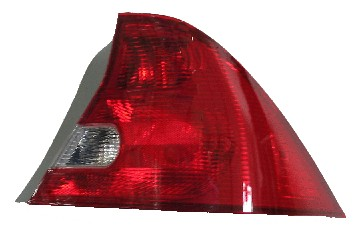 Genuine Honda Parts 33551-S5P-A11 Driver Side Taillight Assembly