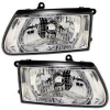 Brand new set of rodeo replacement headlights 989-356-3515