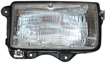 Isuzu Rodeo Replacement Headlights At Monster Auto Parts